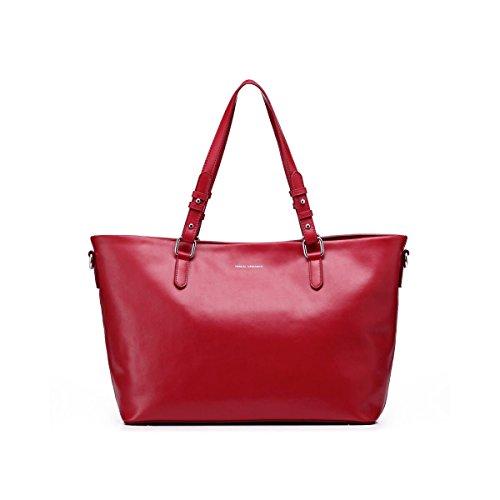 Pascal Morabito - Red Cloth Bag Red Woman