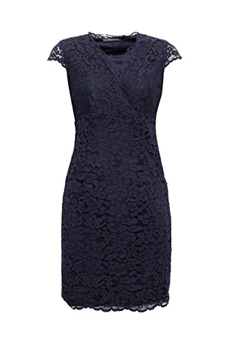 Navy Damen Collection Blau 400 Partykleid ESPRIT qzZIgw