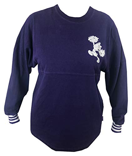 - Disney No Fear All Cheer Cheerleader Minnie Mouse Spirit Jersey Womens (Medium) Purple