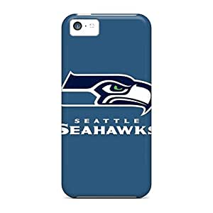 Back Cases Covers For Iphone 5c - Seattle Seahawks 3