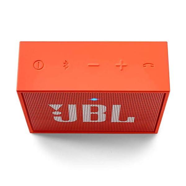 JBL Go Enceinte portable Bluetooth - Orange 4