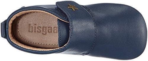Bisgaard Homeshoe - Zapatillas para bebés Azul (21 navy)