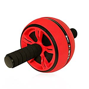 Ab Wheel Carver Pro Roller and Knee Pad for Core Workouts, Abdominal Roller Wheel
