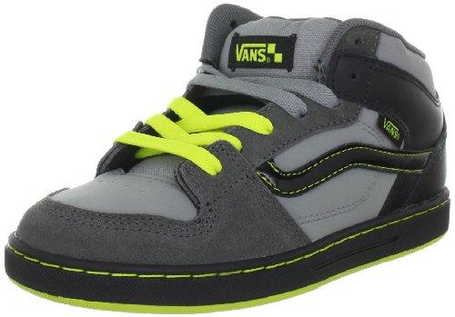 Vans Edgemont VNJ56KF - Zapatillas de ante para niño Gris
