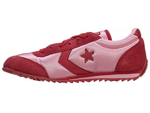 Converse Mesh Turner Ox Big Kids Style Sneaker : 1q465 Rasp/Pink VFD63yYKW6