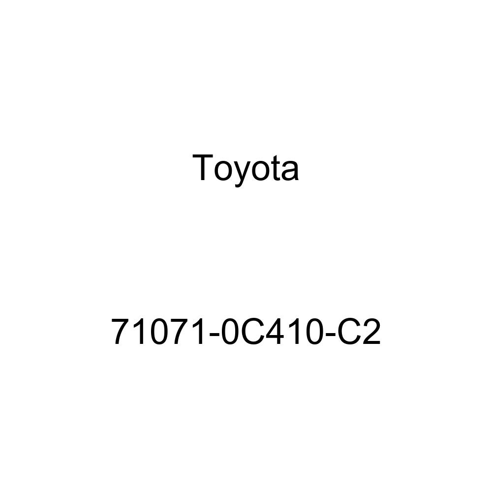 TOYOTA Genuine 71071-0C410-C2 Seat Cushion Cover
