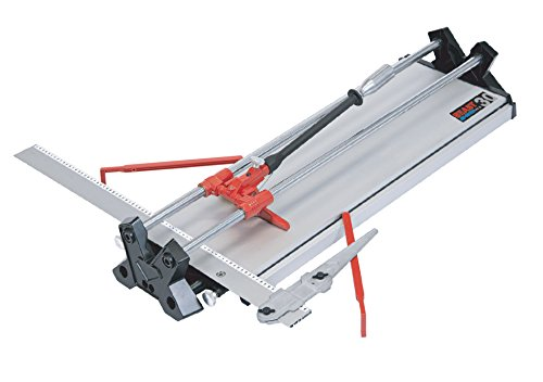 Lackmond Beast B+BTEC Dry Manual Porcelain and Ceramic Tile Cutter - 37'' Cutting Capacity Heavy-Duty Tile Cutting Machine with 3,300 lbs Breaking Power & Durable Carrying Case - BEASTMTC37 by Lackmond