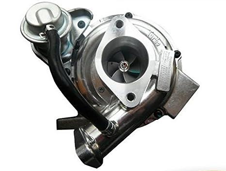 GOWE motor diesel turbo rhf4h va420125 14411-vm01 a Turbocompresor para Nissan Cabstar D22 YD25 Motor 2.5L 2488 CC: Amazon.es: Bricolaje y herramientas