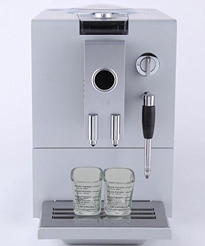 BCnmviku Espresso Shot Glasses Measuring Cup Liquid Heavy Glass for Baristas 2oz for Single Shot of Ristrettos (2 pack) by BCnmviku (Image #4)