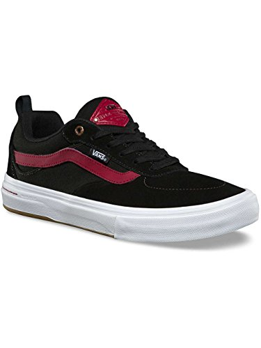 Pro Chaussures Vans Black Red Medium Tibetan Walker Grey M Kyle Cpawtdqp