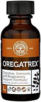 Global Healing Center Oregatrex Organic Oregano Oil Blend