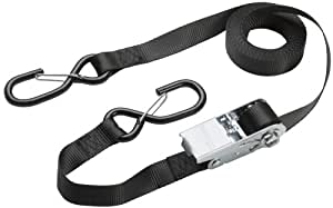 Master Lock 3055DAT 14-Foot by 1-inch Ratchet Tie Down