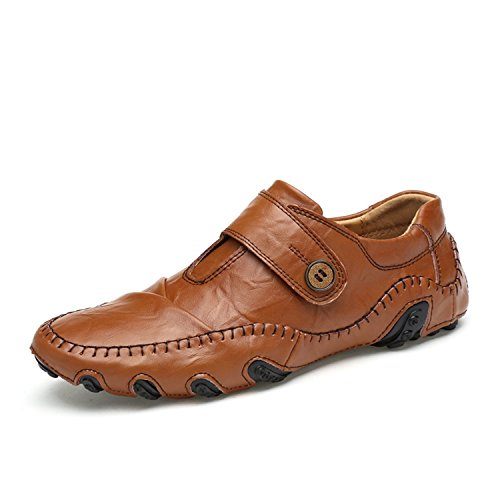 eb3903069428 WANGWANGO Causal Summer new men s pu shoes fashion large size shoes hot sale