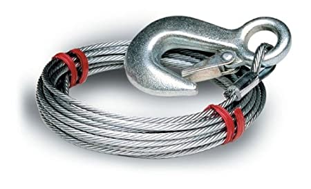 Tie Down 59385 3/16-Inch X 25-Feet Winch Cable