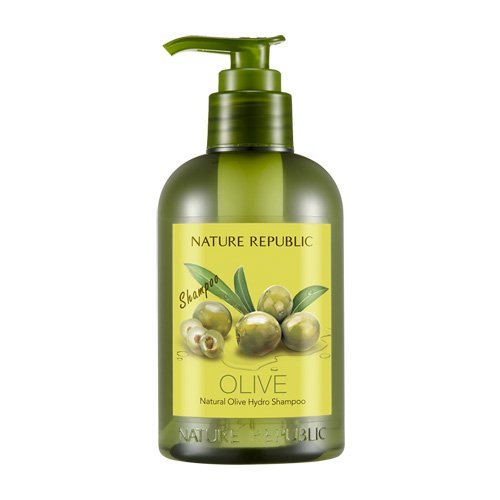 Nature-Republic-Natural-OLIVE-Hydro-SHAMPOO-for-Thickening-Hair-and-Preventing-Hairloss