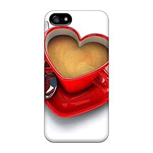 New Arrival Coffee Love NNcDOtE1235xOkBH Case Cover/ 5/5s Iphone Case