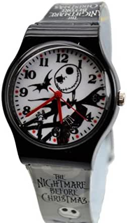 Disney Watch For Children The Nightmare Before Christmas . Large Analog Display.