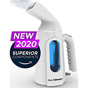 "Best PurSteam Handheld Steamer for Clothes (USA)""2020"""