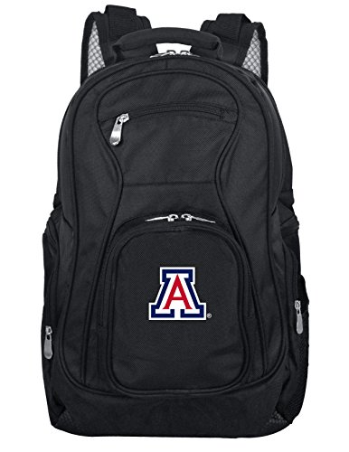 - Denco NCAA Arizona Wildcats Voyager Laptop Backpack, 19-inches, Black