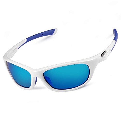 Duduma Polarized Sports Sunglasses for Men Women Baseball Running Cycling Fishing Driving Golf Unbreakable Frame Du646 – DiZiSports Store
