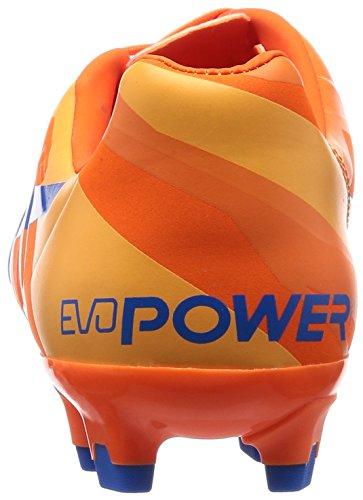 Puma evoPOWER 1.2 FG, Calcio scarpe da allenamento uomo Blu/Arancione