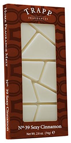 Trapp Home Fragrance Melt, No. 39 Sexy Cinnamon, 2.6-Ounce