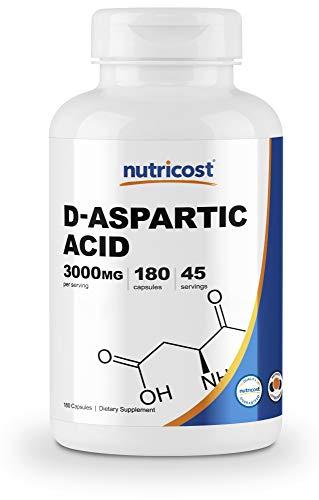 Nutricost D-Aspartic Acid DAA