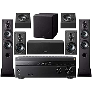 Amazon.com: Klipsch 11.2 Dolby Atmos Home Theater System ...