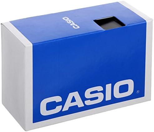 Casio Men Classic Quartz Watch with Resin Strap Black 20 Model EAWMQ247B2