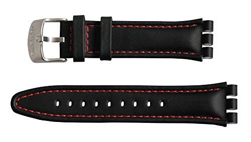 "Original Swatch Irony New Chrono ""Pudong"" replacement strap (AYVS404)"