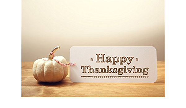 Happy Thanksgiving Day Backdrop 10x6.5ft Polyester Photography Background Pumpkin Thanks Greeting Card Word Photo Backdrop Studio Family Kids Baby Child Festival Celebration Portrait Backdrops