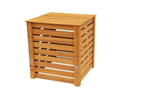 Leisure Season CB2730 Compost Bin (Wooden Compost Bin)