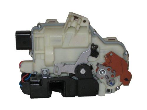 Genuine / OE Volkswagen Door Lock / Latch Assembly Module # 3B1837016CG - Passenger Side / - Passenger Door Skin