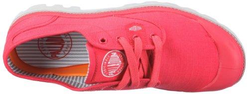 Palladium Heren Pampa Oxford Lite Casual Sneaker Schoen Poinsettia / Vapor