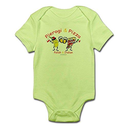 CafePress Polish & Italian Infant Creeper - Cute Infant Bodysuit Baby Romper (Infant Bodysuit Polish)