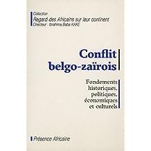Conflit Belgo Zairois