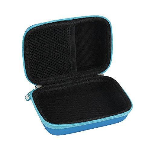 Hermitshell Hard EVA Travel Case for HP Sprocket Portable Photo Printer (Blue)