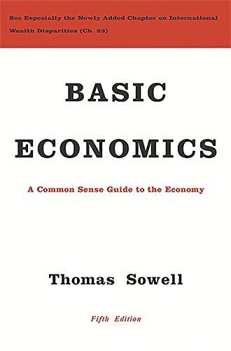 Basic Economics by Basic Books