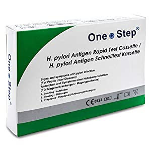 Stomach Ulcer Test Helicobacter H Pylori – Faecal Kit – One Step (2 Tests)