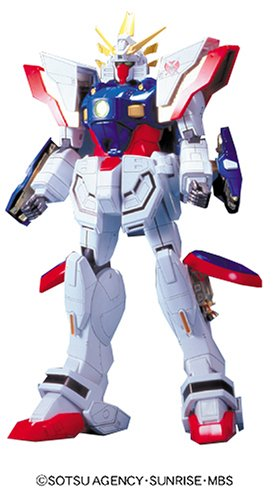 Bandai Hobby Shining Gundam Action Figure (1/60 Scale) (Shining Gundam Model compare prices)