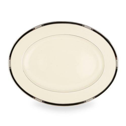 Hancock Platinum - Lenox Hancock Platinum 16-Inch Oval Platter