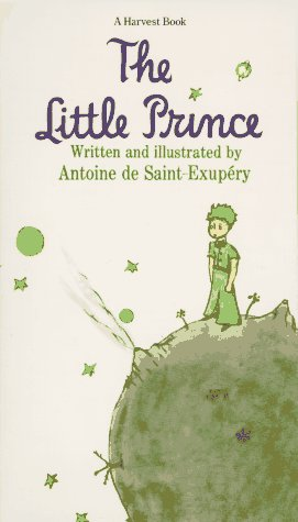 The Little Prince (Harvest/Hbj Book)