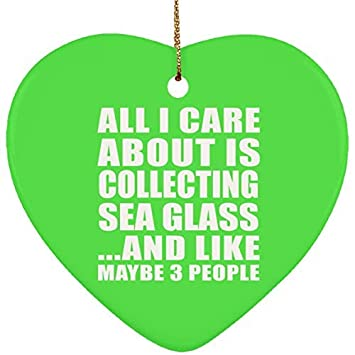 Amazon Com Alerie Sassoon All I Care About Is Collecting Sea Glass