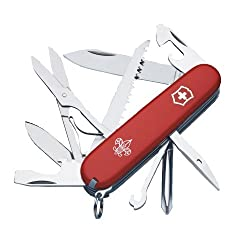 Victorinox Swiss Army Huntsman Pocket Knife