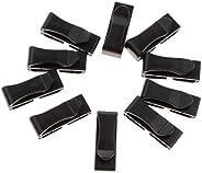 Webbing Ending Clip Buckle Fastener Organizer for Molle Bag Backpack Strap Belts 29mm