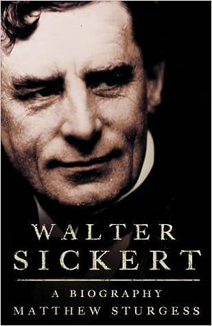 Download Walter Sickert: A Biography PDF