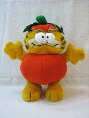 Dakin Halloween Pumpkin Garfield 10
