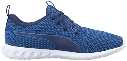 Sneaker Carson Blue Lapis Depths Men's blue PUMA Knit 2 zpI1xqA