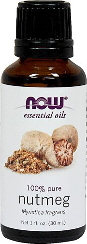 Price comparison product image NOW Foods 100% Pure Essential Oil Nutmeg - 1 fl. oz.