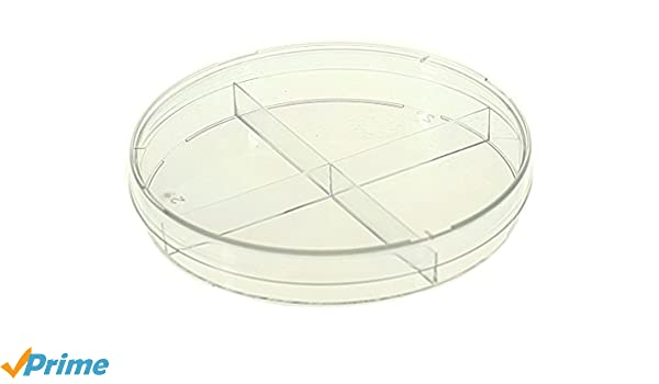 Nest Scientific 753031 Polystyrene Petri Dish X Plate 4 Section